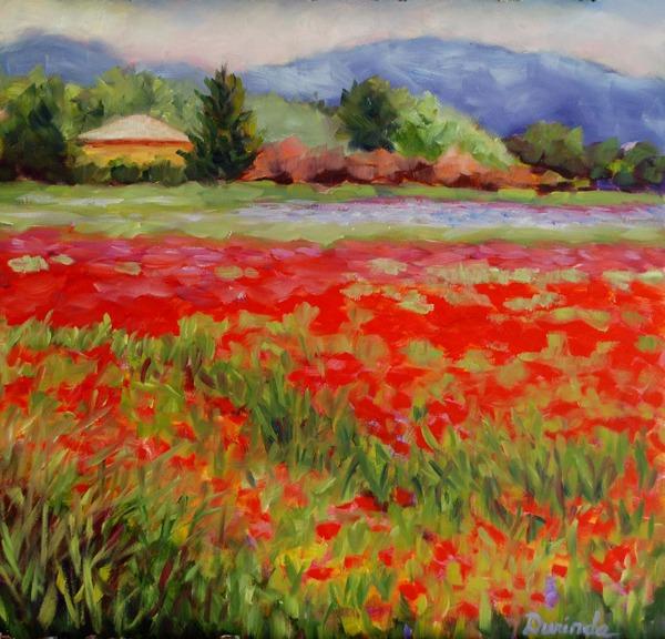 impressionism art landscape - photo #9