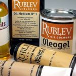 Rublev & Natural Pigments Mediums