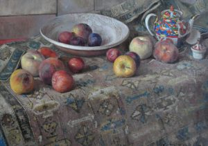 Still life by Caleb Stoltzfus