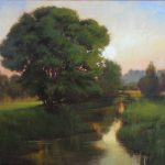Southern+Landscape,+36x50,+Chris+Groves