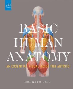 anatomy book by osti