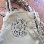 Townend Atelier canvas apron