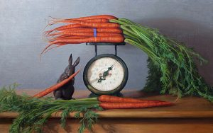 carrot weight