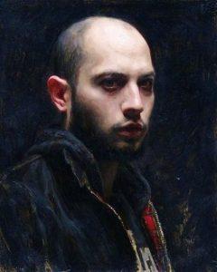 Self Portrait by Sean Cheetham
